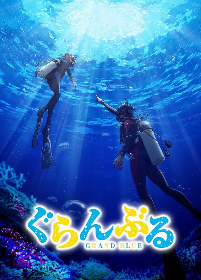アニメ「ぐらんぶる」ティザービジュアル