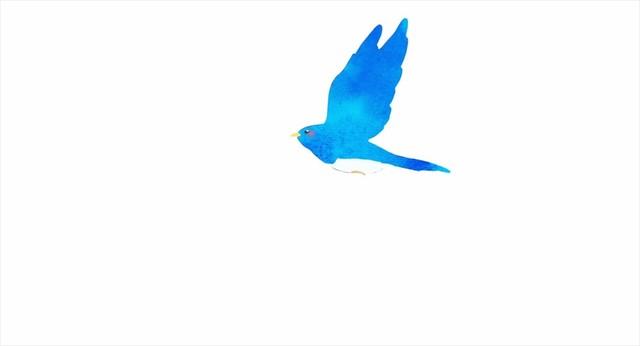 「リズと青い鳥」の場面カット。
