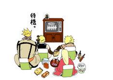 幸村誠による描き下ろしイラスト。