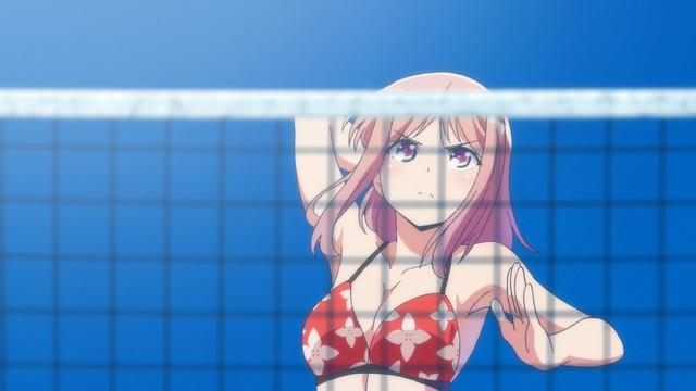 テレビアニメ「はるかなレシーブ」第1弾PVより。