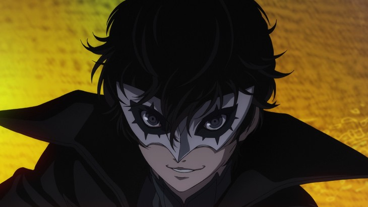 「PERSONA5 the Animation」第2弾PVより。