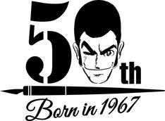 「ルパン三世」50周年ロゴ