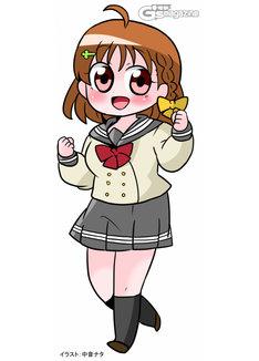 「ラブライブ! サンシャイン!! コミックアンソロジー ~中音ナタ4コマ劇場~」
