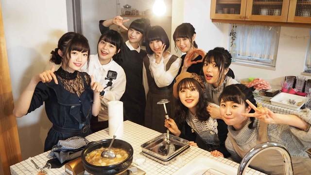 「NGT48のホームパーティー!! 祝!卒業 北原里英がいっちゃん好きなんさSP『完全版』」撮影の様子。