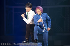 「ミュージカル『青春-AOHARU-鉄道』3~延伸するは我にあり~」より。