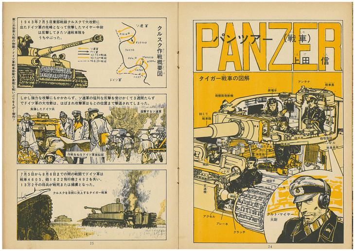 「PANZER」より。
