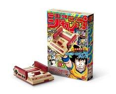 「ニンテンドークラシックミニ ファミリーコンピュータ 週刊少年ジャンプ創刊50周年記念バージョン」(c)Nintendo (c)JUMP 50th Anniversary (c)集英社