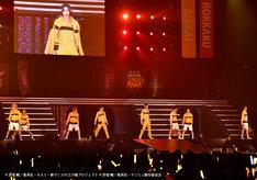 「ミュージカル『テニスの王子様』15周年記念コンサート Dream Live 2018」より、立海。