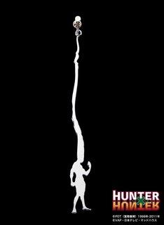 「HUNTER×HUNTER」ゴンのイヤリング。