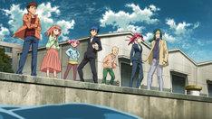 「TVアニメ『プラネット・ウィズ』番宣CM」より。
