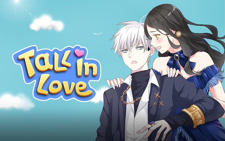 「Tall in Love」ビジュアル