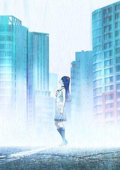 テレビアニメ「消滅都市」ティザービジュアル
