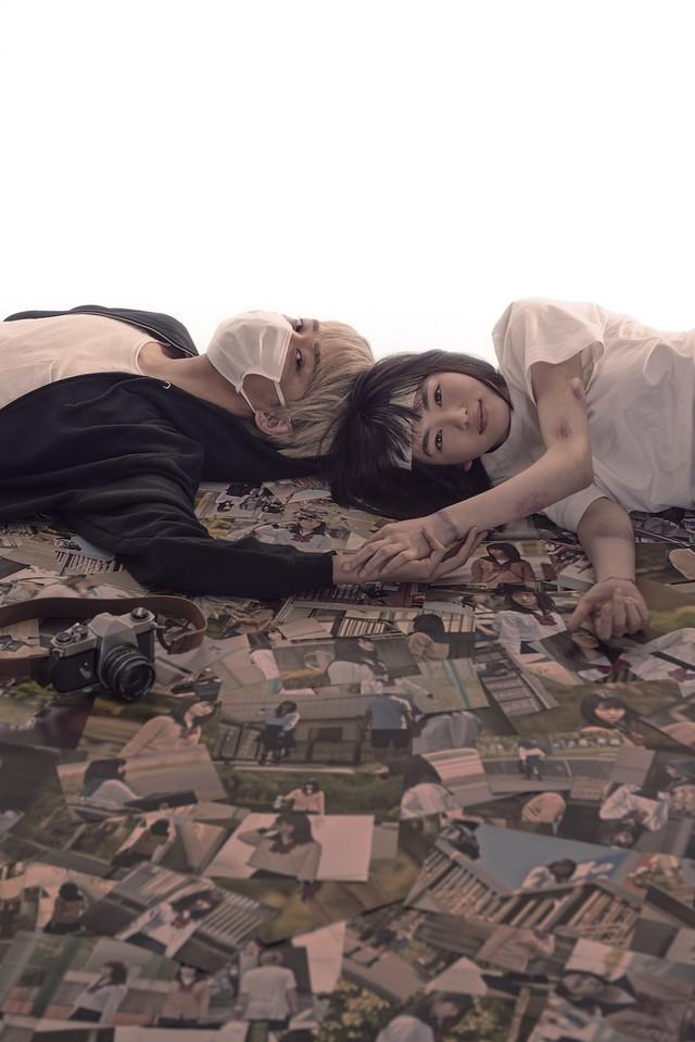 ドラマ「幸色のワンルーム」ビジュアル