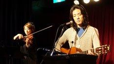 東京・渋谷7th FLOOR公演の様子。