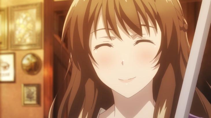 TVアニメ「京都寺町三条のホームズ」第2弾PVより。