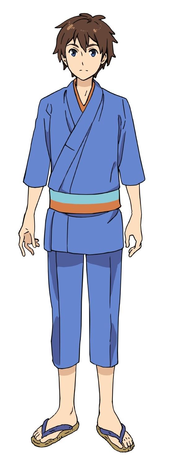斉藤壮馬が演じる三波羅星真。