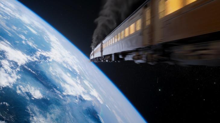 ドラマ「銀河鉄道999 Galaxy Live Drama」のPVより。
