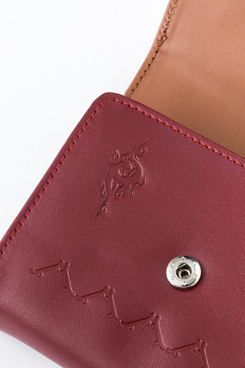 八田美咲モデルの財布。