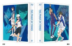「テニスの王子様 OVA 全国大会篇」Blu-ray BOX (c)許斐 剛/集英社・NAS・テニスの王子様プロジェクト