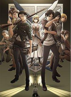 テレビアニメ「『進撃の巨人』Season3」ビジュアル