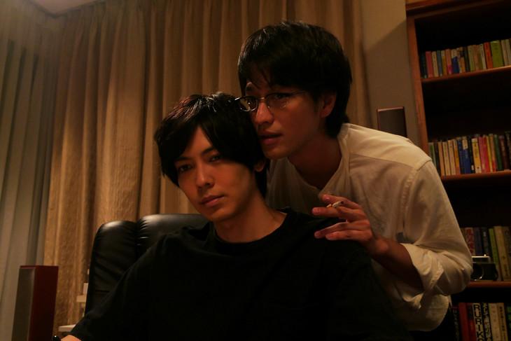 ドラマ「ポルノグラファー」より。(c)丸木戸マキ/祥伝社 フジテレビジョン
