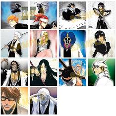 アニメイトで「BLEACHイラスト集 JET」を8月20日までに事前予約した人に配布される「両面イラストカード」の絵柄。