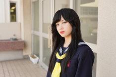 橋本環奈演じる早川京子。
