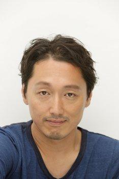 中村リョウタ役の池内万作。(c)新田 章/講談社 (c)「恋のツキ」製作委員会