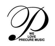 「WE LOVE PRECURE MUSIC」のフレーズが書かれた「プリキュアライブ」ロゴ。
