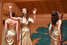 座・ALISA Reading Concert vol.II「『キセキのうた』~私たちの『今』を歌おう~」製作発表より。