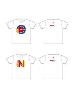 NGT48×ラムちゃんTシャツ
