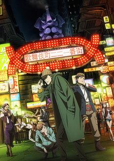 Production I.GオリジナルTVアニメーション(タイトル未公表)のビジュアル。