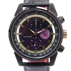 ゼロをイメージした腕時計。