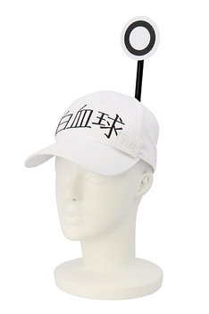 「白血球の帽子」
