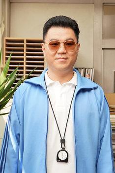シソンヌ・長谷川忍扮する反町先生。