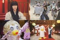「銀魂2 掟は破るためにこそある」より、岡田将生演じる桂小太郎を捉えた場面写真。