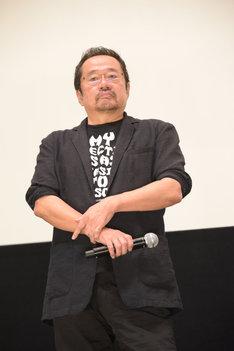 プロデューサーの梅澤淳稔。