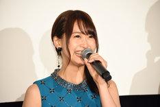 アニメ「3D彼女 リアルガール」五十嵐色葉役の芹澤優。