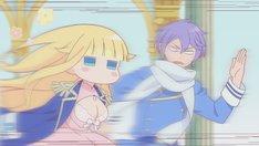 TVアニメ「ベルゼブブ嬢のお気に召すまま。」PVより。