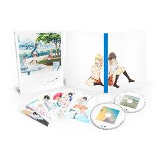 「『あさがおと加瀬さん。』Blu-ray Flower Edition」展開図