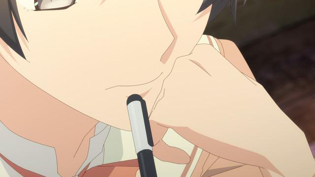 TVアニメ「やがて君になる」PV第2弾より。