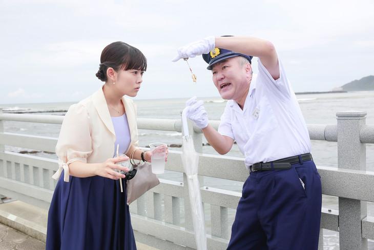 連続ドラマ「忘却のサチコ」より。