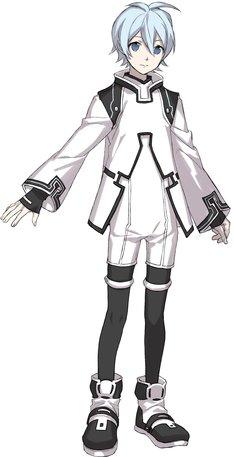 水上ゆりお(CV:橋本祥平)次元高校3年生。色白で病弱な青年。黄川田と仲がいい。