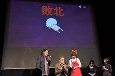 「ゆる~いゲゲゲの鬼太郎 妖怪ドタバタ大戦争」をプレイするHIKAKIN。