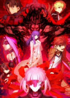 劇場版「Fate/stay night[Heaven's Feel]II.lost butterfly」第3弾キービジュアル