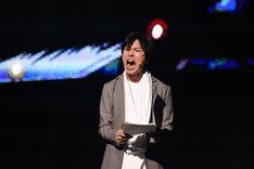 「『進撃の巨人』Season 3」パートより、神谷浩史。