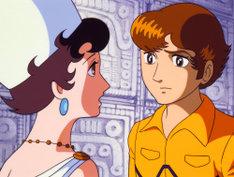 「海底超特急マリン・エクスプレス」より。(c)Tezuka Productions