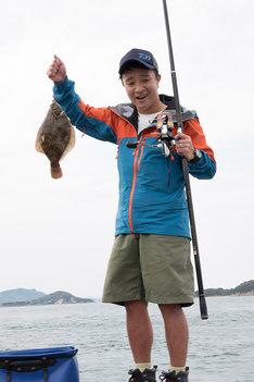 濱田岳演じる浜崎伝助。