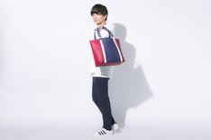 バッグの使用例。