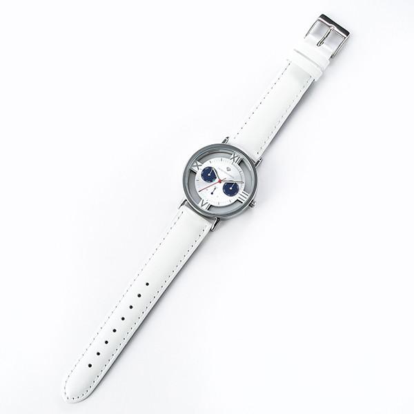 怪盗キッドモデルの腕時計。